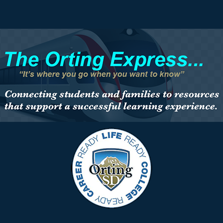 The Orting Express