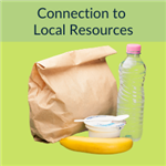 connection to local resources